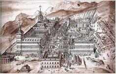 Imagen de la Cárcel Real situada en las Atarazanas de Sevilla.