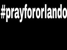 Einfach nur fürchterlich! #prayfororlando