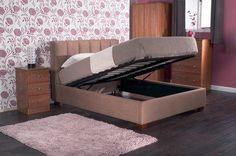 Recycle Reuse Renew Mother Earth Projects: how to make a Pivot Storage Bed Frame