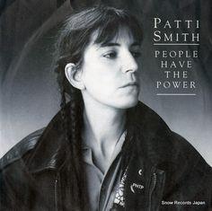 パティ・スミス / SMITH, PATTI - people have the power - 109877