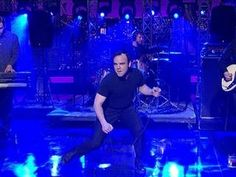 "▶ David Letterman - Future Islands: ""Seasons (Waiting On You)"" - I love David Letterman's reaction ""Nice going! I'll take all of that you've got!"""