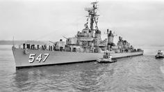 USS Cowell (DD-547), a Fletcher-class destroyer, was the second ship of the United States Navy to be named for John G. Cowell.