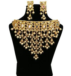 Exclusive Kundan Work Necklace