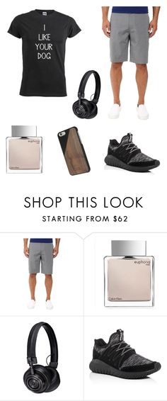 """Summer style gift ideas."" by get2wear ❤ liked on Polyvore featuring Hurley, Calvin Klein, Master & Dynamic, adidas, Native Union, men's fashion and menswear"