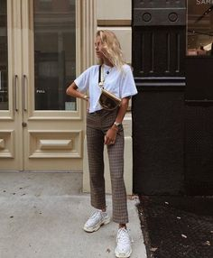 2019 outfits Autumn - Fall - Winter jackets - Street Style - A/W - Inspiration - Fashion - Anniken - Annijor - Olsen Twins - Shoes - Boots - OOT. Mode Outfits, Fall Outfits, Fashion Outfits, Womens Fashion, Fashion Trends, Fashion Styles, Stylish Outfits, Zendaya Fashion, Normcore Fashion