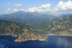 Photo aérienne de Bussaglia - Corse-du-Sud (2A)