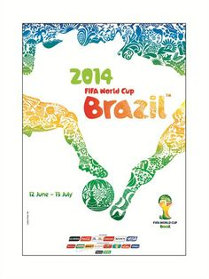 The official 2014 FIFA World Cup Brazil™ poster was unveiled on 30 January 2013 in Rio de Janeiro.
