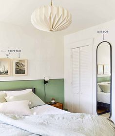 DESIGN MISTAKE: Different Walls, Same Art Configurations (AKA It's Time To Bring Life To Your Walls) - Emily Henderson #homedesign #art #interiors Room, Traditional Bedroom, Bedroom Upgrade, Apartment Living Room, Bedroom Design, Bedroom Inspirations, Guest Bedroom Decor, White Rooms, Dark Room