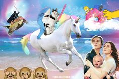 #cat #funny #welcometotheinternet #unicorn #beach #emoji #lord vader #shark #donut #simpsons #Leonardo DiCaprio #titanic #cara delevingne #cara #cats on acid #meow #monkey #rainbow #cosmos #weird #creep #punioland #star wars #Katy Perry