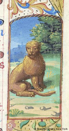 Leo | Book of Hours | France, Paris | ca. 1485-1490 | The Morgan Library & Museum