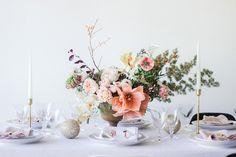Christmas table inspiration 2016 | FrenchByDesign