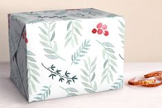 Sweet Greens - Do You Know The Best Way To Wrap Gifts - Photos