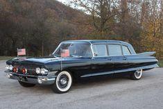 Cadillac Fleetwood 75 President Kennedy 1961
