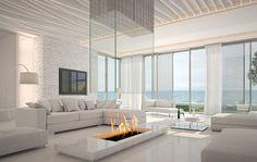 INTERGRAZIA LLC - modern residential interiors, interior designer NYC,