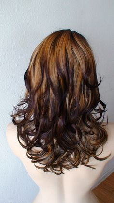 These long auburn balayage truly are fabulous. Love Hair, Great Hair, Gorgeous Hair, Auburn Balayage, Balayage Hair, Ombre Wigs, Ombre Hair, Medium Hair Styles, Curly Hair Styles