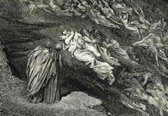 Inferno Canto V con Parafrasi e Commento