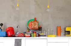 Cálida cocina / Warm kitchen