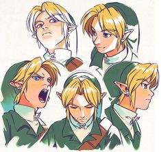The Legend Of Zelda, Legend Of Zelda Breath, Oot Link, Link Zelda, Ben Drowned, Breath Of The Wild, Overwatch, Nintendo Characters, Fictional Characters