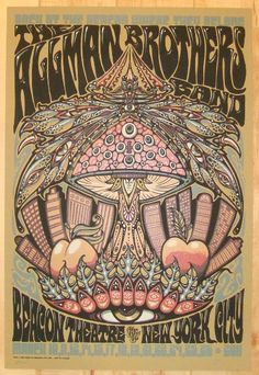 "The Allman Brothers ""Beacon Theatre March run"" 2011"