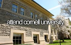 My Alma Mater Far Above Cayuga's Waters