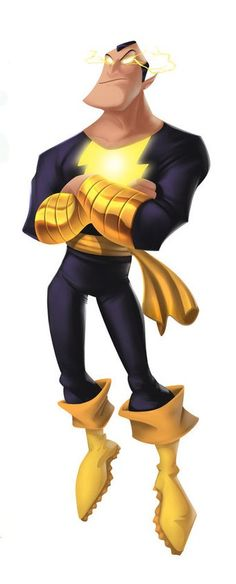 Black Adam (Teth Adam) is a fictional character, a supervillan in the DC Comic universe. Created by Otto Binder and C. C. Beckirst, he first appeared in Marvel Family #1 in 1945. Circa 1200 BC, Shazam the wizard grew older, and sought a champion worthy to inherit his powers. The young prince Teth-Adam of Kahndaq (Ramses' son) impressed the wizard with his fairness and decency. But before Shazam could bestow his powers, his daughter Blaze made a deal with the god Set. When Teth-Adam spoke the…