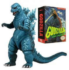 NES Godzilla - Godzilla Action Figure 8-Bit Series at Cmdstore.com