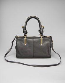 Chloe Nappa Leather Satchel