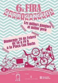 Cartell Garrigangues 2016 #laGarriga #vallesoriental #disseny #cartell