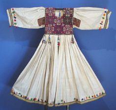 Afghani Dress: Afghanistan, 20th Century