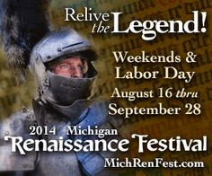 Michigan Ren Fest 2014 and Giveaway