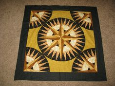mariner's compass pattern - Google Search