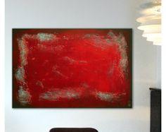 Dipinto acrilico arte della parete della tela di di RonaldHunter