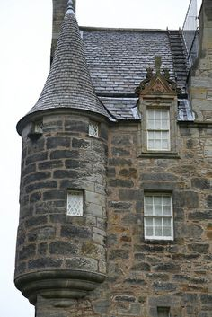 Lauriston Castle (3) by arjayempee, via Flickr