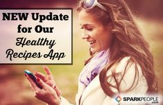 Find out what the new version of our Healthy Recipes app has to offer for Android users!
