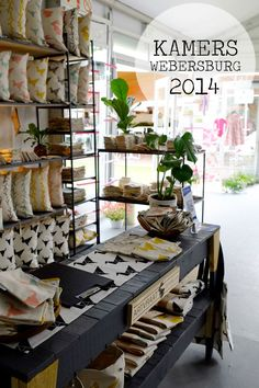 Local flavour & design at Kamers 2014