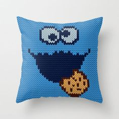 Best Knit Throw Pillow Products on Wanelo