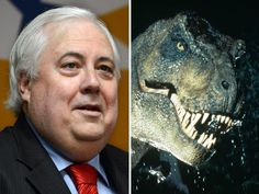 Billionaire may clone dinosaur for resort....that's exactly what i'd do if i were a billionaire...