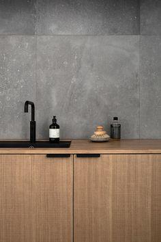 C: Norm Architects' Studio Kitchen by Reform T.C: Norm Architects' Studio Kitchen by Reform Studio Kitchen, Home Decor Kitchen, Interior Design Kitchen, Home Decor Bedroom, Modern Interior Design, Interior Decorating, Kitchen Ideas, Ikea Kitchen, Kitchen Trends