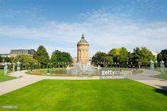 07-02 Water tower - Wasserturm - in Mannheim/ Germany. #mannheim... #mannheim: 07-02 Water tower - Wasserturm - in Mannheim/… #mannheim
