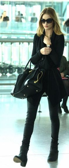 travel in style.....all black