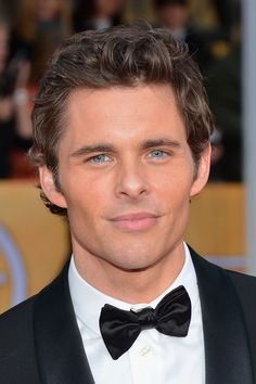 He always looks like the perfect combination between your future husband and your future lover. | 25 Photos Of James Marsden That Will Help You Get Through This Blizzard