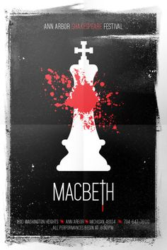 Poster ideas Like the ragged edges Shakespeare Theatre, Shakespeare Festival, William Shakespeare, Best Book Covers, Beautiful Book Covers, Ballet Posters, Theatre Posters, Movie Posters, Macbeth Poster