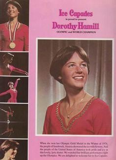 Ice Capades with Dorothy Hamil