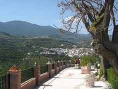 Restabal from outside Los Naranjos - melegis