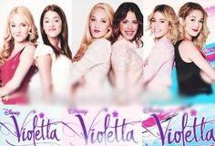 #Violetta 1,2,3