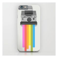 Taste The Rainbow iPhone 6s Case ($35) ❤ liked on Polyvore featuring accessories, tech accessories and iphone & ipod cases