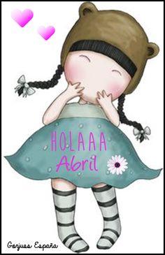 Holaaa Abril!!!