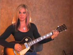 Open G Slide Guitar Lesson Riffs, licks How to play - YouTube