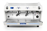 Diamant Expobar 2 group PID espresso machine Weight: 80 kg Dimensions: 620 mm × 880 mm × 594 mm Espresso Coffee Machine, Coffee Maker, Commercial Coffee Machines, Sandwich Bar, Barista, Coffee Cups, Kitchen Appliances, Traditional, Group