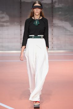 Marni - Spring 2014 Ready-to-Wear - Look 1 of 34